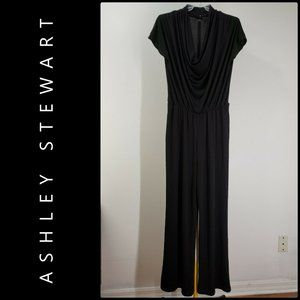 Ashley Stewart Woman Jumpsuit Size 14 / 16 Black